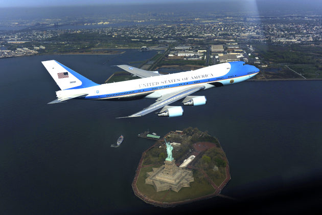Airforce One (DOD)