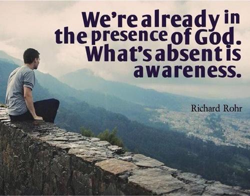 gods presence
