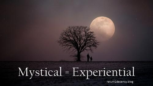 mystical experiential meme