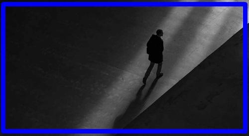 shadows of Blue