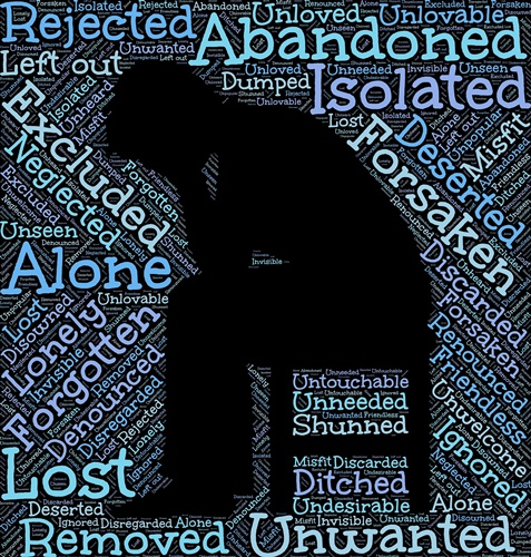 abandoned excluded