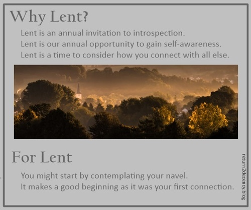 Lent sized