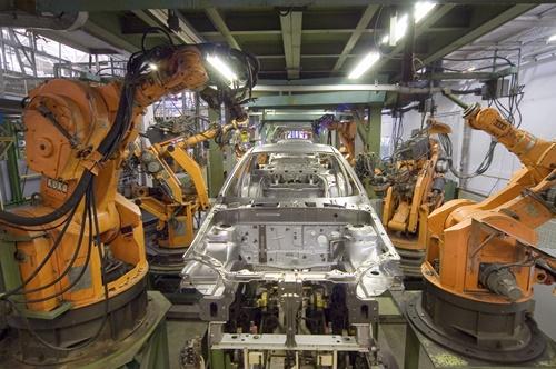 Robots Industrial