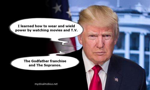 Trump Godfather meme