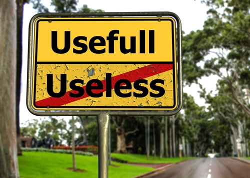 Useless - Image by Gerd Altmann
