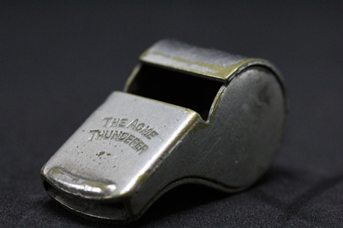 whistle Image by bluebudgie