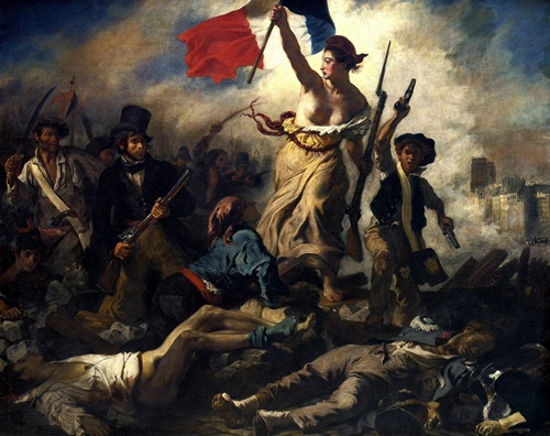 French Revolution Image by WikiImages