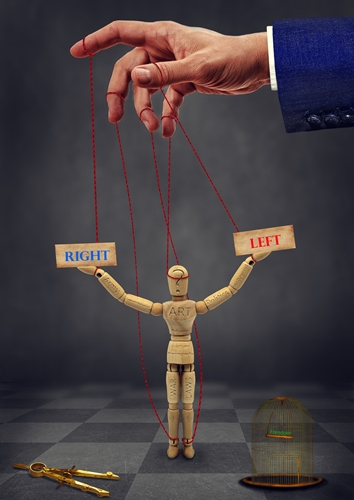 puppet-Image by Septimiu Balica