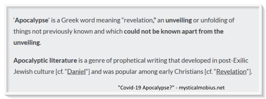 Apocalypse quote