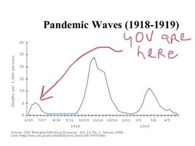 1918-9 pandemic
