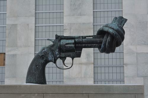 gun - Image by Flavio Botana