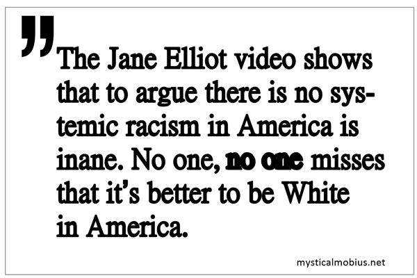 Jane Elliot video - meme