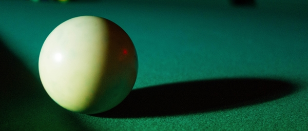 cue ball - Image by Kieu Nguyen from Pixabay