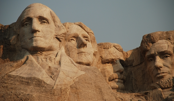 Mount Rushmore - Photo by Ronda Darby
