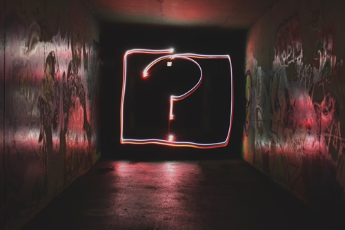thought experiment - Photo by Emily Morter on Unsplash