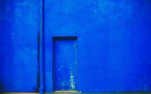 Blue door Photo by frank mckenna on Unsplash